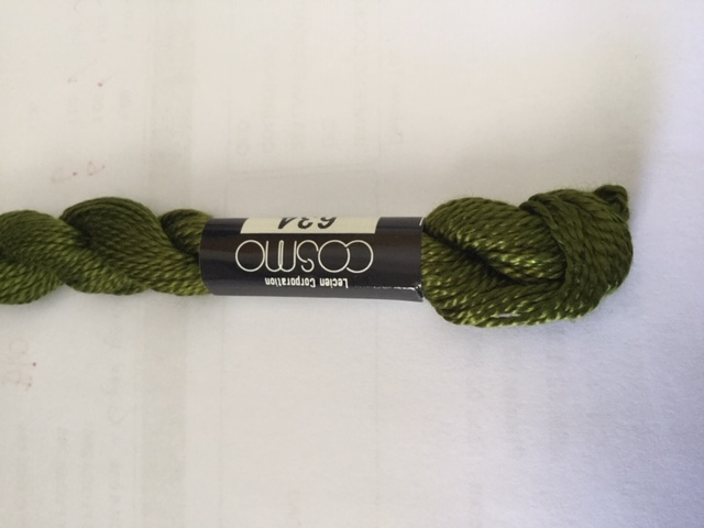 Cosmo Embroidery Floss - 654